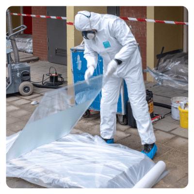 Wat is asbestsanering?